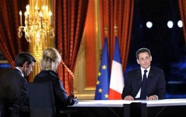 Sarkozyfacealacrise