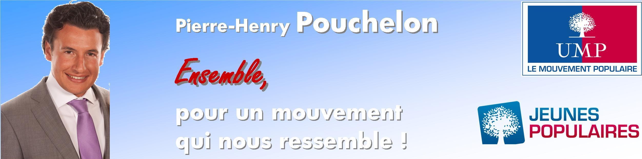 Pierre-Henry Pouchelon : Ensemble, pour un mouvement qui nous ressemble !